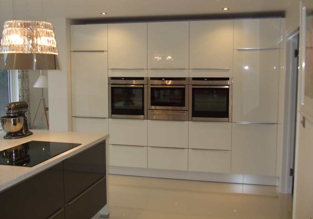Nice Elea Customer Kitchen   Real Customer Kitchens From In Toto Kitchens Yeovil