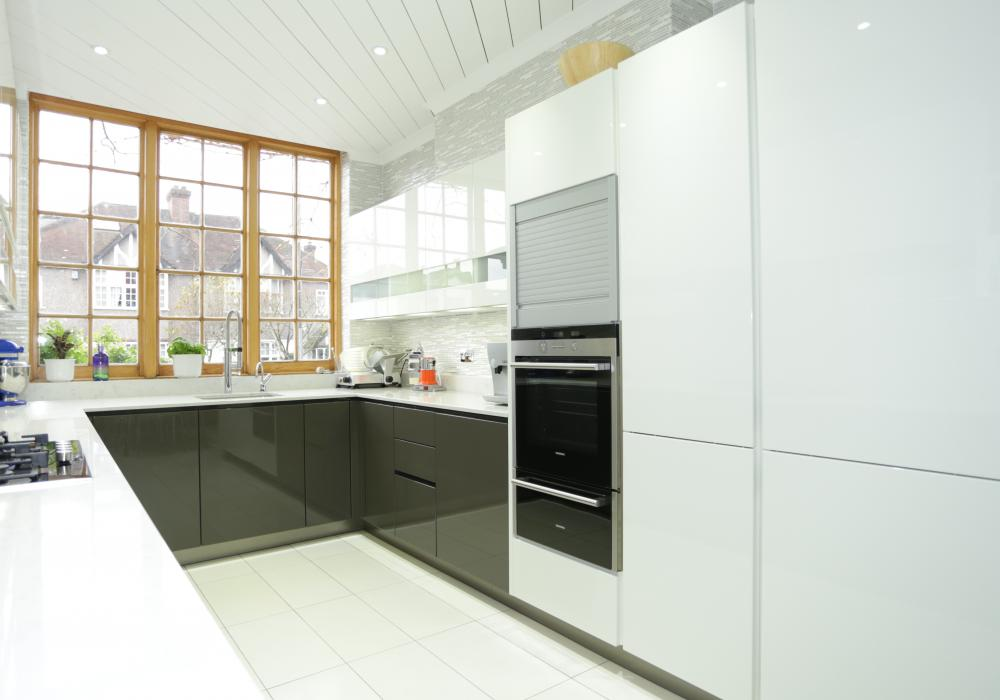 ultra modern handleless design - real customer kitchens from in