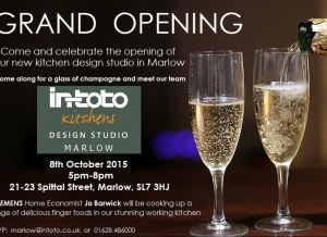 Finally ... Our Opening Night at in-toto Marlow