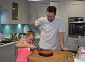 Our Big Barnardo's Cake Off Winner Lucy Brittle Rises to the Occasion