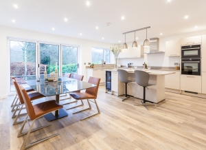 in-toto Wilmslow Completes Stunning New Kitchen