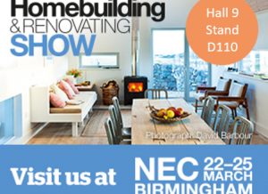 in-toto Kitchens at the Homebuilding & Renovating Show Birmingham