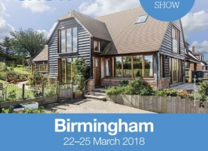 in-toto Cheltenham at the Homebuilding & Renovating Show