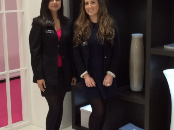 in-toto Loughton at Grand Designs Live 2014