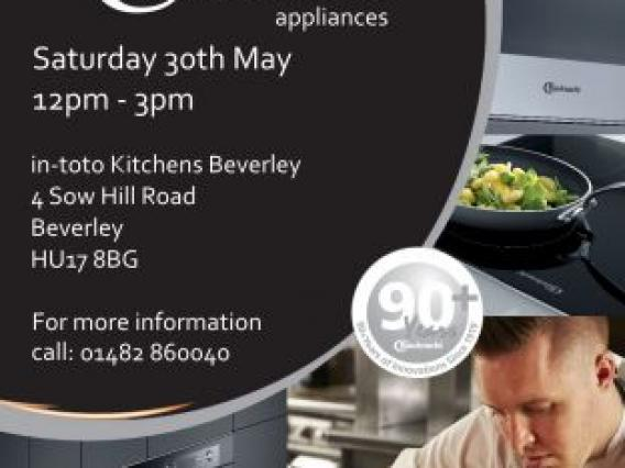 Opening weekend at in-toto Kitchens Beverley