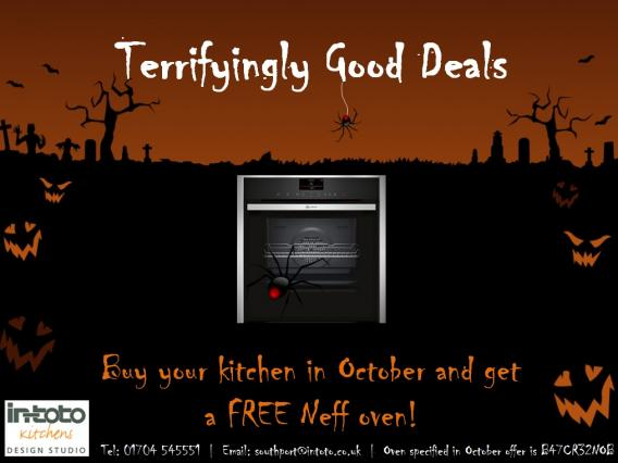 Fantastic Offers at in-toto Spookport!