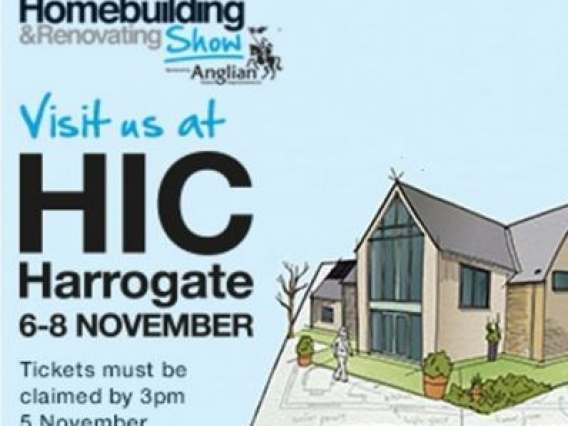 We're Exhibiting at the Homebuilding & Renovating Show!