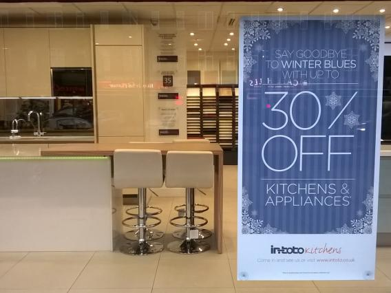 Hurry! The Winter Sale is Now On at in-toto Northwood Hills!