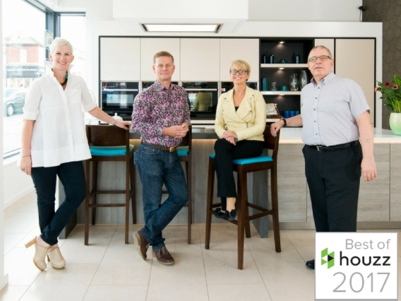 in-toto Southport Wins Best of Houzz Award 2017 for Customer Service