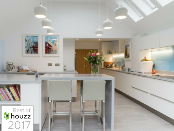 "Houzz 2017 ""Best Of Customer Service"" Award for in-toto Wokingham"