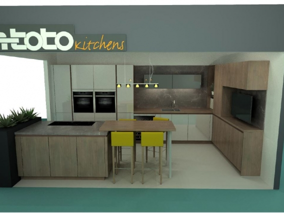 Visit in-toto Kitchens Birmingham at the Homebuilding & Renovating Show 2017