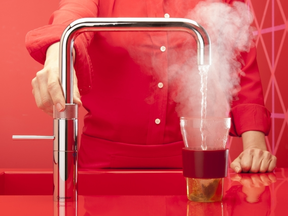 Pick-up a Free Quooker Tap in March at in-toto Kitchens Birmingham