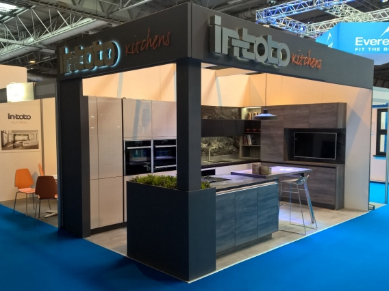 in-toto Teddington to Exhibit at the Homebuilding and Renovating Show 2017