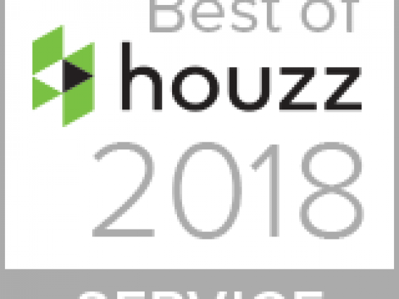 "Houzz 2018 ""Best Of Customer Service"" Award for in-toto Wokingham"