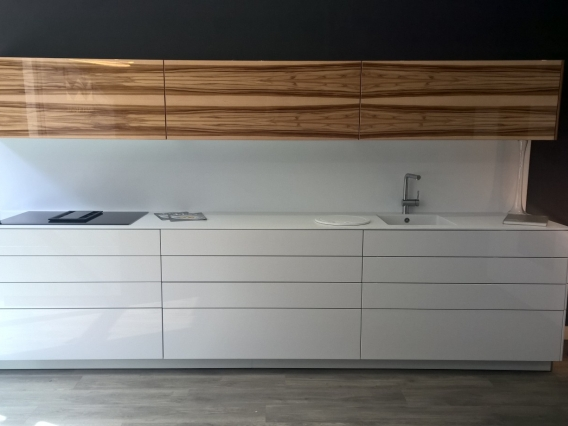New Premium German Kitchen displays at in-toto Fulham
