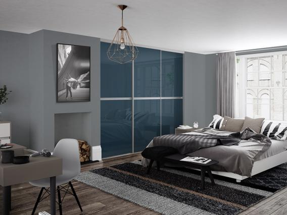 NOW AVAILABLE - Stunning sliding doors and storage solutions from in-toto Bedrooms.