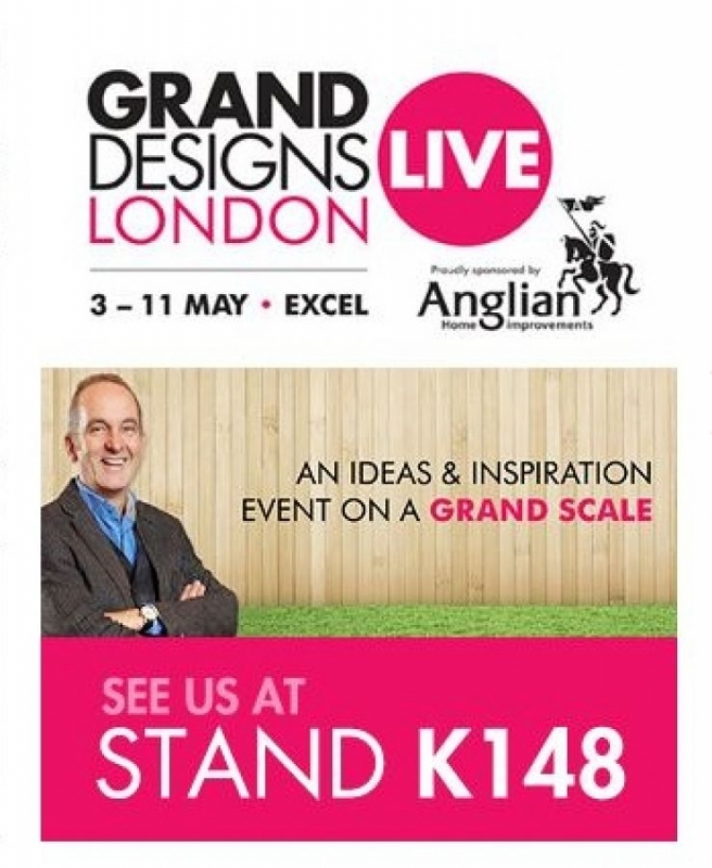 in-toto at Grand Designs Live 2014