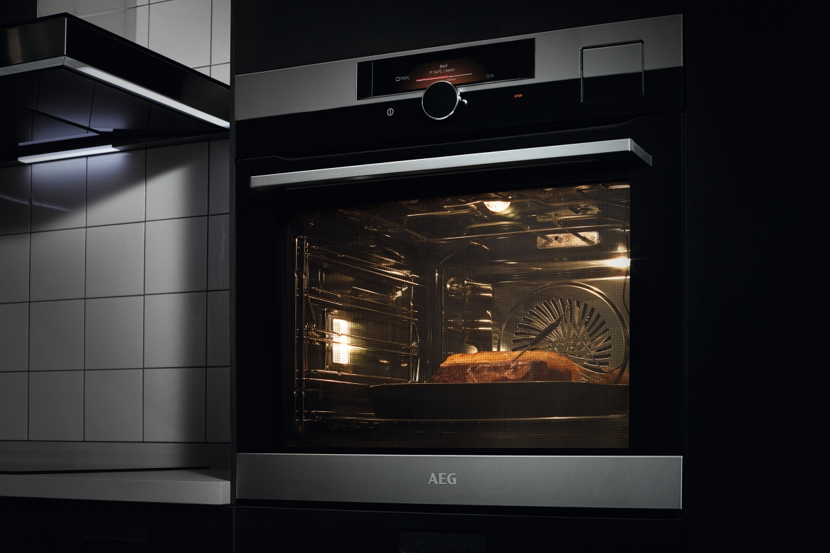 New Aeg Appliances At In Toto Yeovil