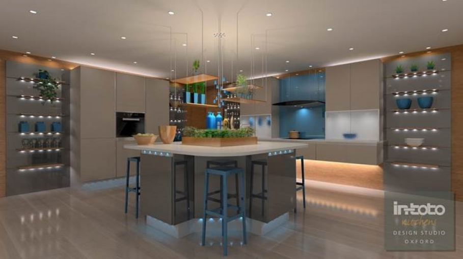 Double success for in toto in the miele win a space for Grand designs kitchen ideas