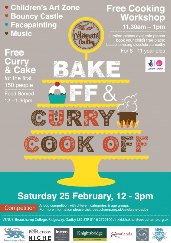 Bake Off and Curry Off Poster page-001