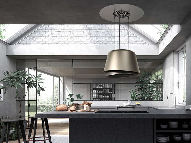 Cooker Hoods from Faber
