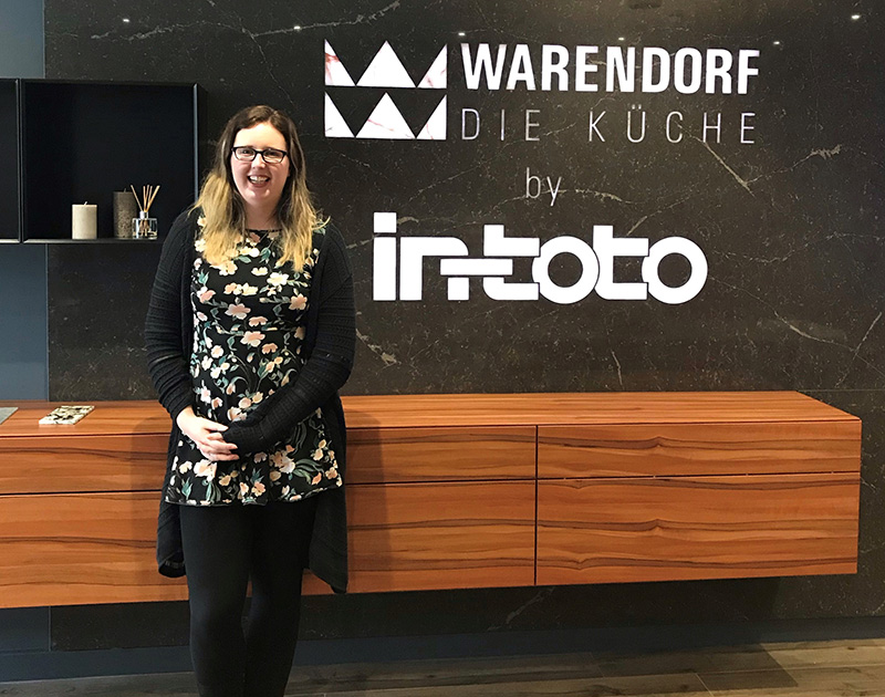 Rosie Souter WARENDORF by in-toto